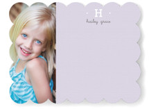 Pretty in Pink Children's Personalized Stationery