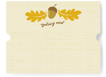 Little Nut Children&#039;s Personalized Stationery