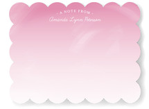 Painterly Children's Personalized Stationery