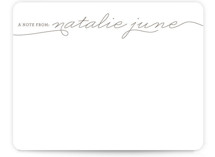 The Perfectionist Children&#039;s Personalized Stationery