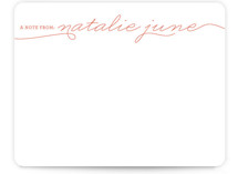 The Perfectionist Children's Personalized Stationery