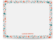 Spaceland Children&#039;s Personalized Stationery