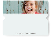 Close-Up Children&#039;s Personalized Stationery