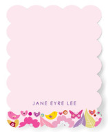 Lovely Components Children&#039;s Personalized Stationery