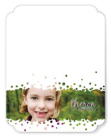 Pitter-Patter Children's Personalized Stationery