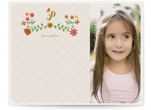 Joli Monogram Children&#039;s Personalized Stationery