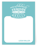 almost famous Children's Personalized Stationery