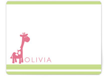 Cuddle Children's Personalized Stationery