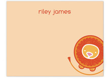 Mane Event Children's Personalized Stationery