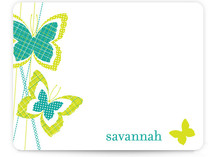 Flutterpatch Children's Personalized Stationery
