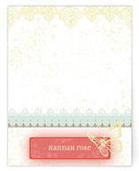 Handkerchief Children's Personalized Stationery