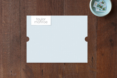 Tag, You're It! Children's Personalized Stationery