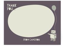 Cardboard Robot by Faye Brown