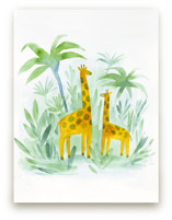 Giraffes on Holiday by Rebecca Daublin