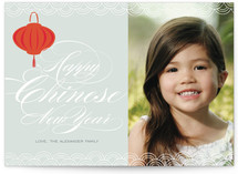 Asian Flare Lunar New Year Cards