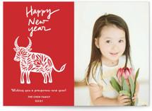 Chinese Paper Cut by Yaling Hou Suzuki