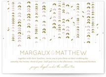 WILLOW TREE Letterpress Wedding Invitations