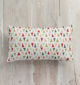 Triangle Traipse Pillows