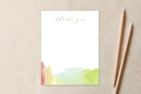 Rainbow Brush Non-Custom A2 Cards