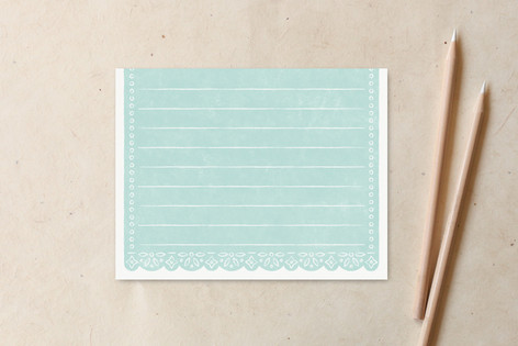 Paper Cut Banner Non-Custom A2 Cards