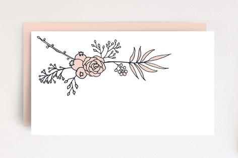 Friendsgiving Floral. Mini Cards