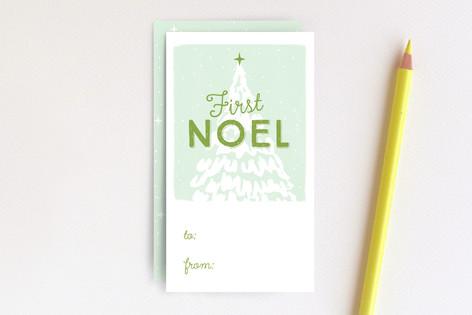 Festive First  Mini Cards