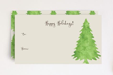 Mini Tree Mini Cards