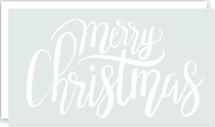 Wispy Merry Christmas