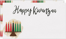 Kwanzaa by Lisa Travis