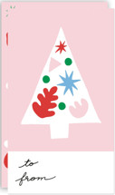 Matisse Trees Gift Tag Mini Cards