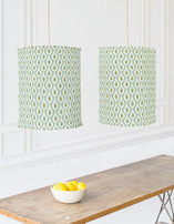 Organic Droplet Self Launch Chandelier Lampshades
