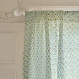 Organic Droplet Curtains