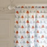 Umbrella Top Truffles Curtains