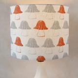 Umbrella Top Truffles Drum Lampshades