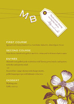 Charmed Menu
