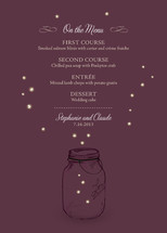 fireflies Menu