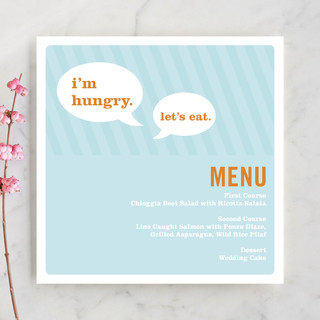 Smart Conversation Menu
