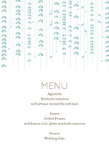 WILLOW TREE Menu
