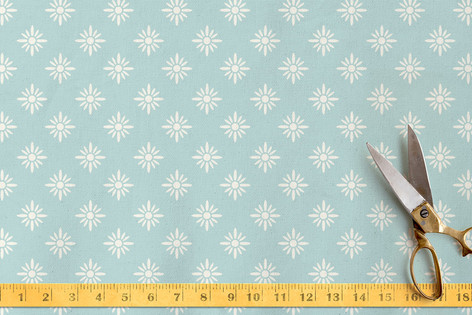Simple Daisy Fabric