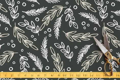 Chalkboard-1 Fabric