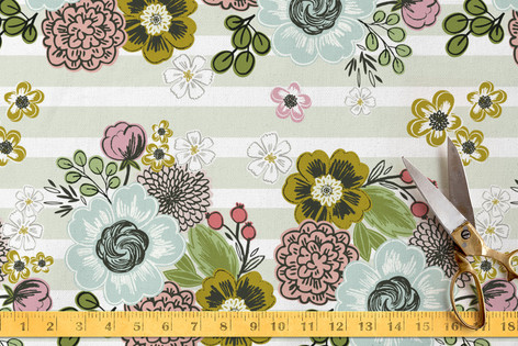 Seed Packet-1 Fabric
