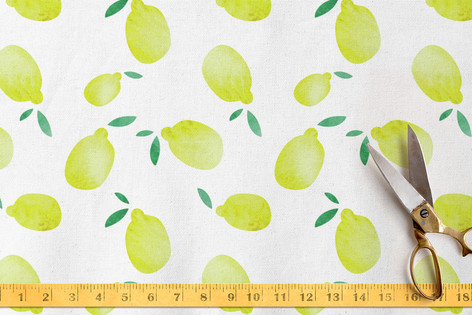 Lots of Lemons Fabric