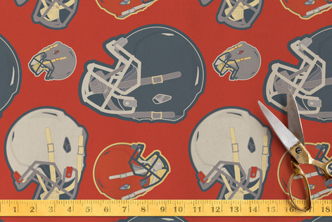 Ready For Some Football Fabric