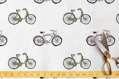 Bike riding Fabric
