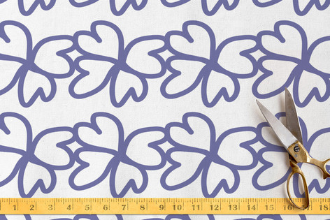 Floral Fantasy  Fabric