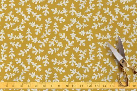 Oak Leaves Fabric