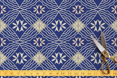 Natural Daydreams 1 Fabric