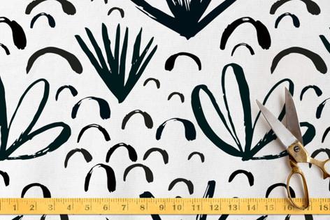 Mod Jungle Fabric