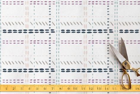 Bohemian Stitch Fabric