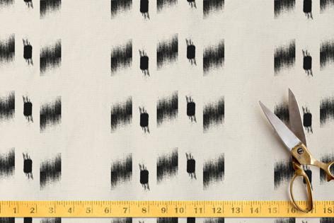 Wide Stripe Chic Fabric
